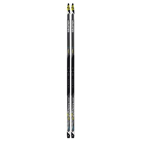 Купить Беговые лыжи SALOMON 2017-18 AERO 9 SKIN extra stiff 1361241