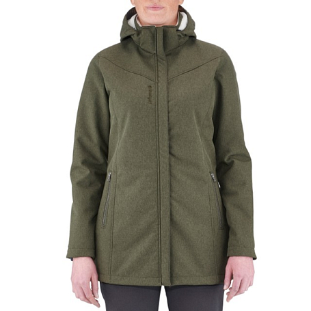 Купить Куртка для активного отдыха Lafuma 2016-17 LD JASPER JKT DARK KHAKI, Одежда туристическая, 1295331
