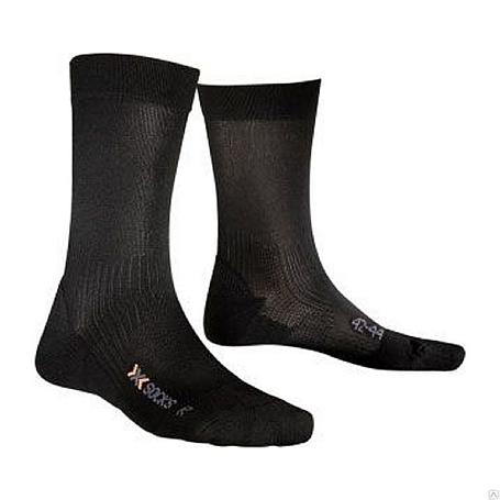 Купить Носки X-Bionic 2016-17 X-SOCKS SKIN DAY B000 / Черный 1277626