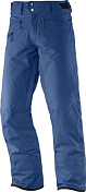 Брюки Горнолыжные Salomon 2016-17 Fantasy Pant M Big Blue-x