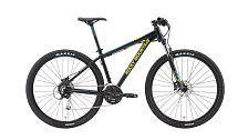 Велосипед ROCKY MOUNTAIN FUSION 920 2016 MATTE BLACK/PETROL/LEMONGRASS