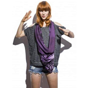 Шарф Buff URBAN BUFF Varsity NEEM GRAPE