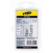 Универсальный парафин TOKO TRIBLOC TRIBLOC NF All-in-one (универсальная белая, 0/-30С, 40 гр.)