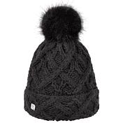 ШапкаГоловные уборы<br>Эта теплая шапка с помпоном согреет в холодную погоду и придаст стиля вашему образу.<br><br>Пол: Женский<br>Возраст: Взрослый<br>Вид: шапка
