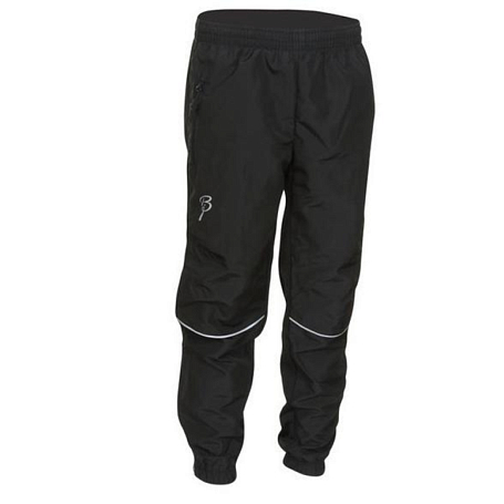 Брюки беговые Bjorn Daehlie Pants CHARGER Junior Black (черный)