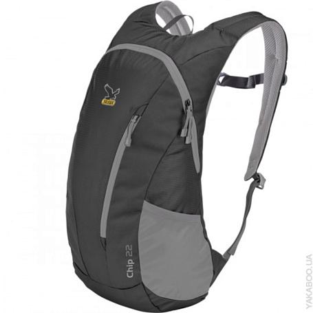 Купить Рюкзак туристический Salewa Daypacks CHIP 22 BLACK Рюкзаки городские 1112300