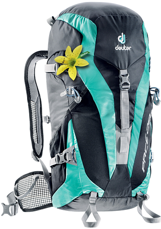 Рюкзак Deuter 2017-18 Pace 28 SL black-mint