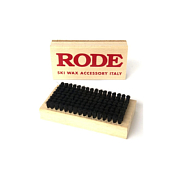 Щетка RODE 2019-20 Horsehair brush rectangular