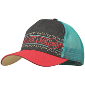 Кепка Buff Trucker Cap Lush Multi
