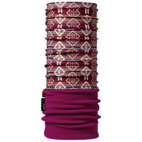Купить Бандана BUFF POLAR PIURA / MARDI GRAPE, Банданы и шарфы Buff ®, 795583