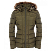 Куртка туристическая THE NORTH FACE 2015-16 W GOTHAM JACKET FO NIGHT GREEN NIGHT/GREEN / зеленый