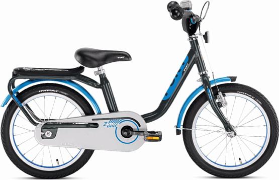 Купить Велосипед PUKY Z6 2016 grey, До 6 лет (колеса 12 -18 ), 1326433
