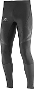 Тайтсы беговые SALOMON 2016 INTENSITY LONG TIGHT M BLACK