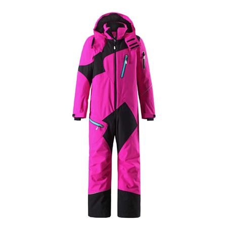 Купить Комбинезон горнолыжный Reima 2016-17 TWEET РОЗОВЫЙ Детская одежда 1273927