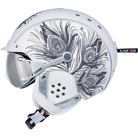 Купить Зимний Шлем Casco SP-3 Limited peacock Шлемы для горных лыж/сноубордов 1046071
