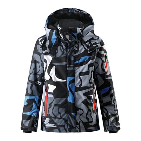 Купить Куртка горнолыжная Reima 2016-17 WHEELER СИНИЙ Детская одежда 1274377