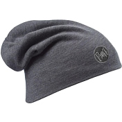 Шапка Buff Heavyweight Merino Wool Hat Solid Grey