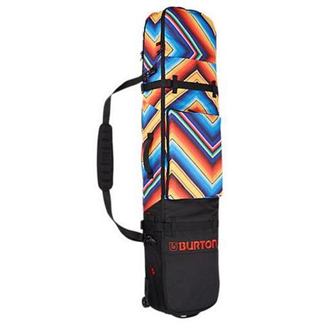 Купить Чехол для сноуборда BURTON 2014-15 WHEELE BOARD CASE 156 FISH BLANKET /, Чехлы сноуборда, 1153774