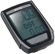 КомпьютерВелокомпьютеры<br>Легко читаемый, полноразмерный экран.<br>Простое переключение функций с помощью одной кнопки.<br>Компьютер может быть установлен на руль или вынос.<br>-Водонепроницаемый корпус.<br>-Прочный и долговечный провод. <br>-Магнитный датчик может быть установлен на круглые или аэроспицы.<br>-Батарейка в комплекте.<br>-Текущая скорость<br>-Средняя скорость<br>-Путь, пройденый за поездку<br>-Settable odometer<br>-Часы<br>-Индикатор батареи<br>-Авто скан<br>-Авто старт/стоп<br>-Максимальная скорость<br>-Времф поездки<br>-Общий пробег<br>-Лучшая скорость<br>-Подсветка<br><br>Пол: Унисекс