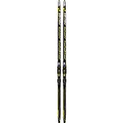 Беговые лыжиБеговые лыжи<br>Профессиональные гоночные лыжи нового поколения. Технология Cold Base Bonding позволяет создать однородную по своей структуре базовую поверхность, которая имеет одинаковые характеристики при различных температурных условиях. В результате лыжи имеют исключительные скользящие свойства вне зависимости от погодных условий, а так же благодаря однородности скользящей поверхности нанесенные мази истираются меньше и более равномерно.<br><br>Геометрия &amp;#40;мм&amp;#41;:&amp;nbsp;&amp;nbsp;&amp;nbsp;&amp;nbsp;41-44-44<br>Сердечник:&amp;nbsp;&amp;nbsp;&amp;nbsp;&amp;nbsp;Air Core HM Carbon<br>Скользящая поверхность:&amp;nbsp;&amp;nbsp;&amp;nbsp;&amp;nbsp;DTG World Cup<br>Рекомендованные крепления:&amp;nbsp;&amp;nbsp;&amp;nbsp;&amp;nbsp;Xcelerator SRR NIS<br>Назначение:&amp;nbsp;&amp;nbsp;&amp;nbsp;&amp;nbsp;Конек