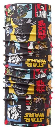 Купить Бандана BUFF Original Buff SQUAD JR Детская одежда 1169083