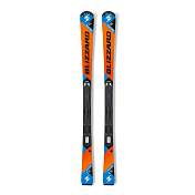 Горные Лыжи Blizzard 2015-16 SL Jr-racing (Flat+plate) Orange-black-blue