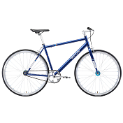 Велосипед Welt Fixie 1.0 2018 dark blue