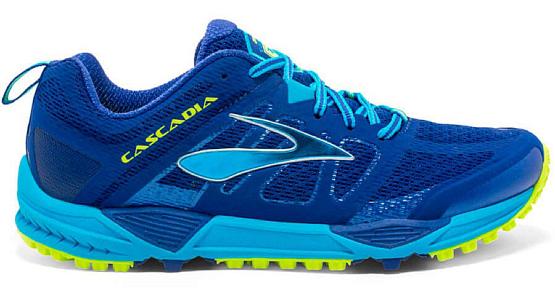Купить Беговые кроссовки для XC BROOKS 2016-17 Cascadia 11 Кроссовки бега 1314267
