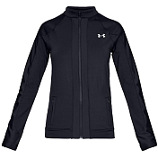 (*) Куртка беговая Under Armour 2019 ColdGear® Run Knit Jacket Black