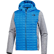 Куртка для активного отдыха THE NORTH FACE 2017-18 M THB HYBRID GL HDE BLUE ASTER