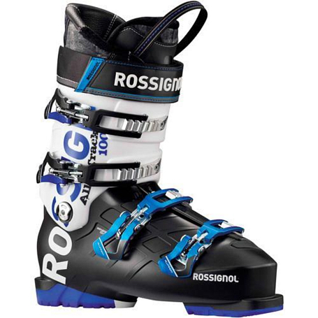 Горнолыжные ботинки ROSSIGNOL 2013-14 ALL MUONTAIN ALLTRACK 100 BK/WHT