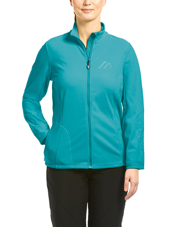 Купить Флис горнолыжный MAIER 2016-17 Midlayer Kaija peacock blue, Одежда горнолыжная, 1280792