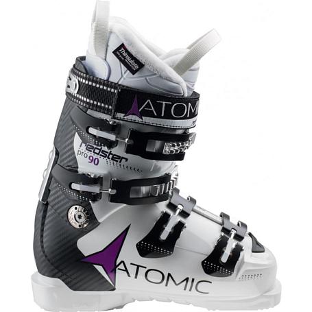 Купить Горнолыжные ботинки ATOMIC 2014-15 FIS RACE REDSTER PRO 90 W WHITE/BLACK Ботинки горнoлыжные 1143524
