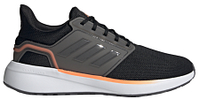 Беговые кроссовки Adidas Eq19 Run Core Black/Grey Five/Screwaming