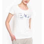 �������� ��� ��������� ������ Ea7 Emporio Armani 2016 Woman's Knit Jersey Bianco