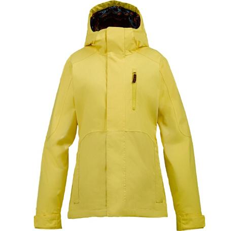 Купить Куртка сноубордическая BURTON 2013-14 WB HORIZON JK LEMON POP Одежда 1021642