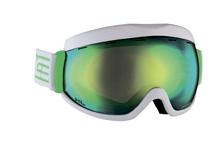 Очки горнолыжныеОчки горнолыжные<br>Маска идеально подходящая и для лыж, и для сноуборда. <br>Широкий, ничем не стисненный обзор. <br>Внутренная поверхность маски покрыта бархатом, предоставляющим допольнительный комфорт. <br>Зеркальные линзы с антифогом и защитой от царапин.<br>Выпускаются в размерах XL и XS.<br>