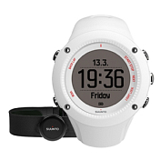 Часы Suunto AMBIT3 RUN HR WHITE