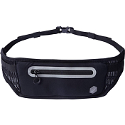 Сумка поясная Asics 2018 WAIST POUCH L PERFORMANCE BLACK
