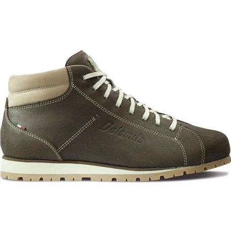 Купить Ботинки городские (средние) Dolomite 2016-17 Cinquantaquattro Mid City Wp Brown, Обувь для города, 1089066