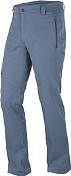 Брюки для активного отдыхаОдежда для активного отдыха<br>Мужские штаны Softshell эргономичной формы с водоотталкивающим покрытием. Защищают от ветра, обеспечивая тепло и комфорт в прохладную погоду.<br><br>Применение: треккинг, повседневное использование<br><br>Особенности:<br>- эргономичный крой талии с эластичными вставками<br>- 2 внешних кармана на молниях<br>- задний карман на молнии<br>- эргономичный крой в области колена<br>- возможность регулировки низа штанины<br><br>Технические характеристики:<br>Материал: Durastretch essence 165<br>Пропитки: DWR<br>Защита от ультрафиолета: uv proof 50&amp;#43;<br><br>Ткань Durastretch - легкая, прочная, имеет надежную защиту от истирания и разрывов.