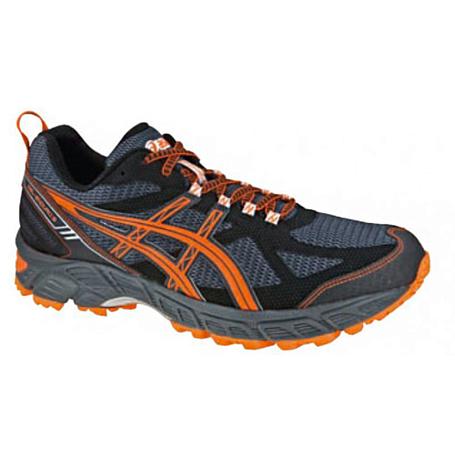 Купить Беговые кроссовки для XC Asics 2013-14 GEL-ENDURO 9 серый/оранжевый/черный, Кроссовки бега, 918487