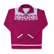 Свитер для активного отдыхаОдежда для активного отдыха<br>Шерстяной свитер на молнии 3/4.<br>Состав: 45% шерсть, 55% акрил.<br><br><br>Пол: Унисекс<br>Возраст: Взрослый<br>Вид: флис, свитер