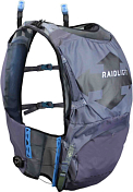 Рюкзак Raidlight 2020 Responsiv Vest 12L Dark Grey/Light Grey