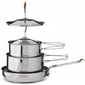 Набор посуды Primus 2021 CampFire Cookset S.S. Small
