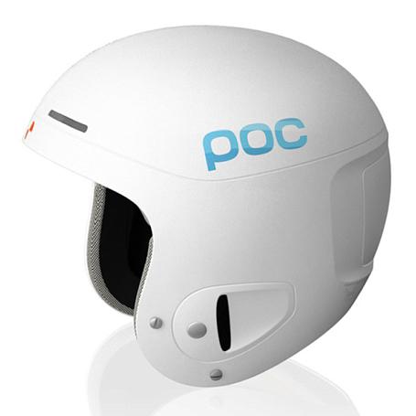 Купить Зимний Шлем Poc Skull Comp 2.0 Julia Metallic white Шлемы для горных лыж/сноубордов 1242341