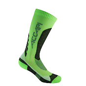 Носки Accapi 2020-21 Ski Perforce green