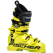 Горнолыжные ботинки FISCHER 2016-17 RC4 PRO 130 VACUUM FULL FIT -YELLOW/YELLOW