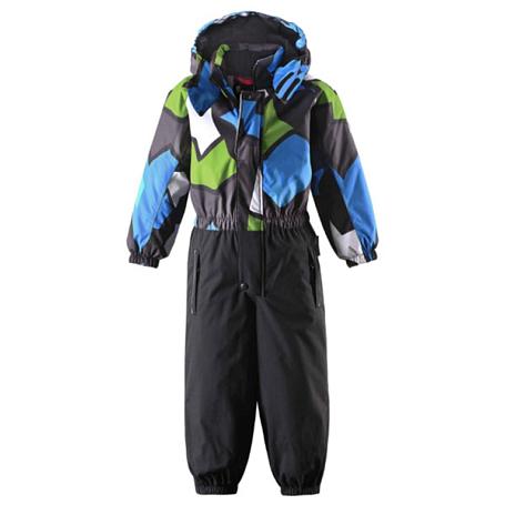 Купить Комбинезон горнолыжный Reima 2016-17 PAKKAUS ГОЛУБОЙ Детская одежда 1273915