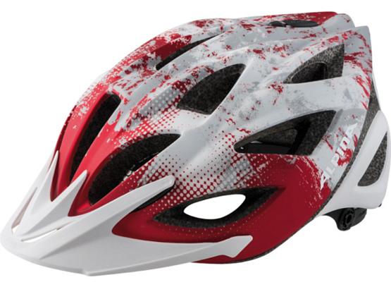 Купить Летний шлем Alpina Skid 2.0 L.E. red-metallic, Шлемы велосипедные, 1137363